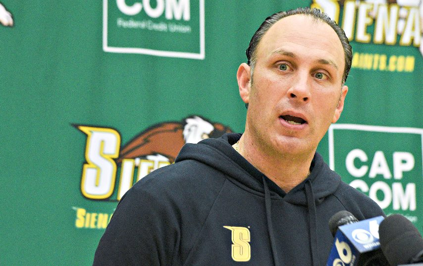 Siena men's basketball announced coaching staff changes Tuesday.