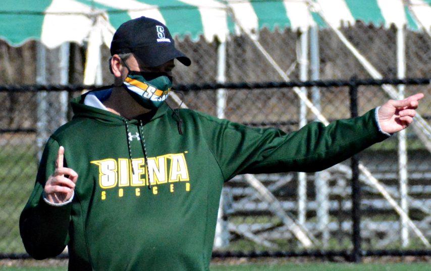 Siena women's soccer fell 4-0 in the NCAA tournament.
