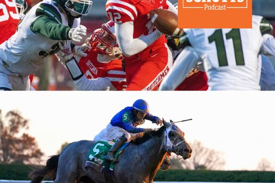 High school football and the Kentucky Derby are the topics on the latest 'The Parting Schotts Podcast.'