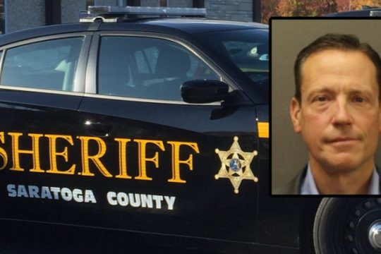 Christopher M. Greklek - Saratoga County Sheriff's Office