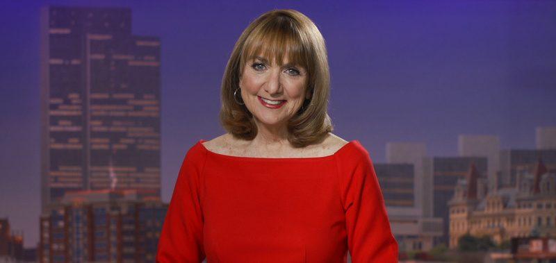 WNYT news anchor and reporter Benita Zahn