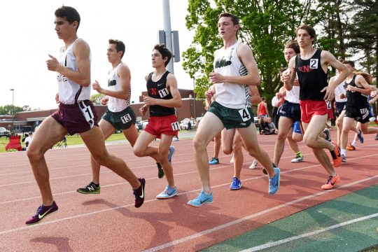 Section II will offer a limited number of meets outside of league dual meets this spring.