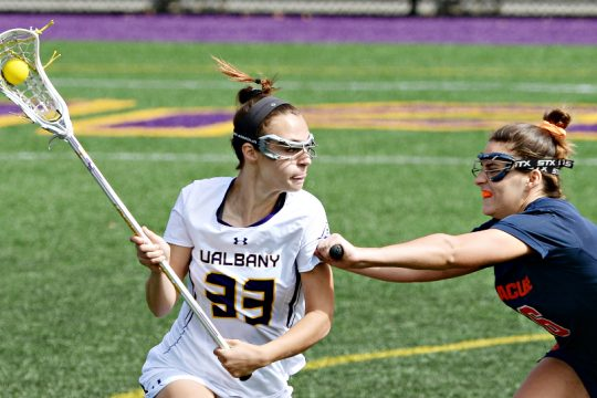 UAlbany plays Stony Brook this weekend in the league championship game.
