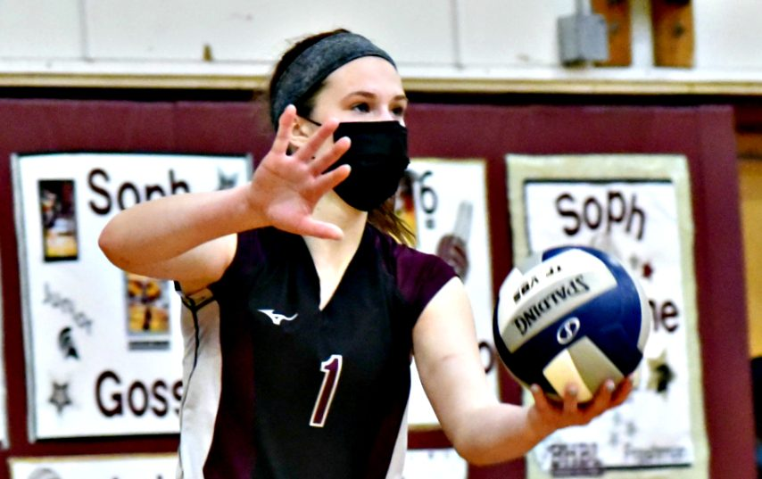 Burnt Hills-Ballston Lake junior Carlie Rzeszotarski has been named the 2020-21 Gatorade New York Volleyball Player of the Year.