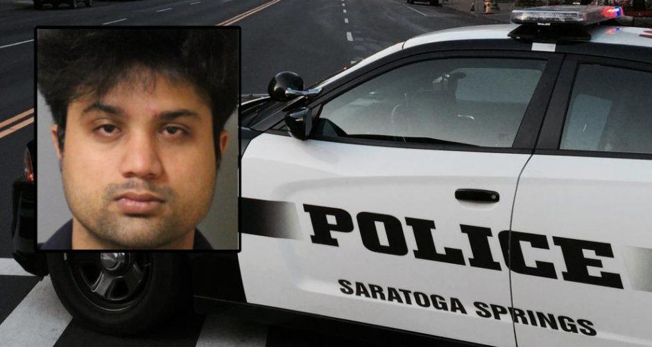Joshua John - Saratoga Springs Police Department