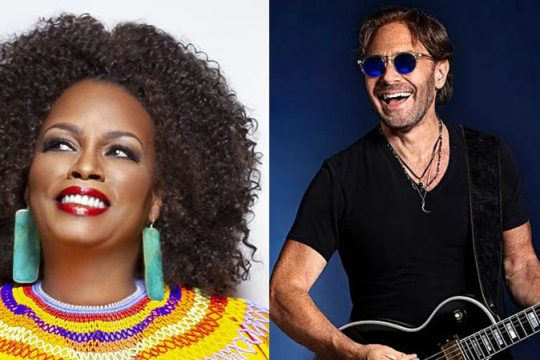 Dianne Reeves and Al Di Meola will perform at this year's Jazz Fest. (photos provided)