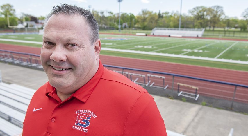 Schenectady High School athletic director Steve Boynton is set to retire at the end of the school year.