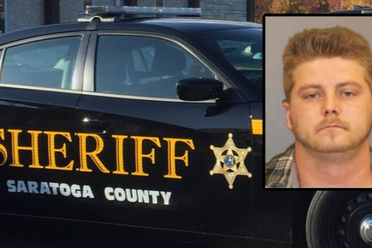 Jeremy E. Molnar - Saratoga County Sheriff's Office, file