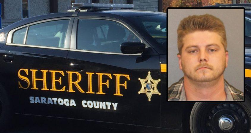 Jeremy E. Molnar - Saratoga County Sheriff's Office, file