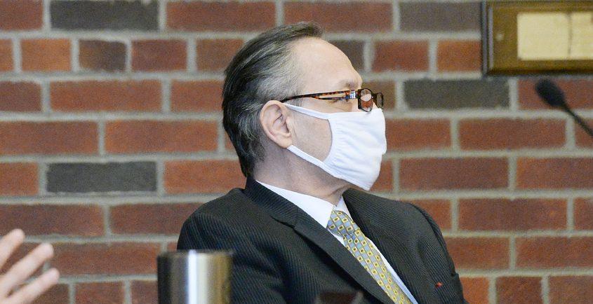 Georgios Kakavelos in court last week