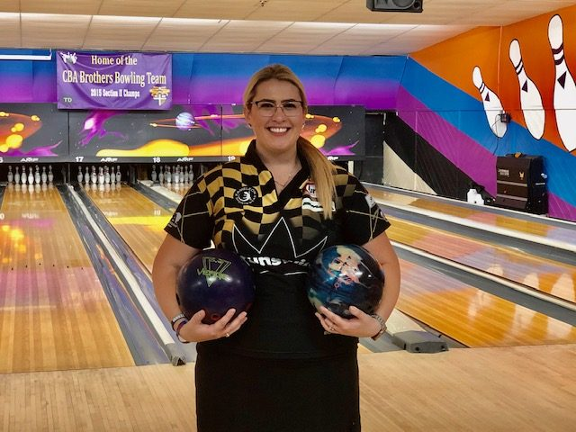 Liz Kuhlkin was third in this week's USBC Queens tournament in Reno, Nevada and earned $6,000.