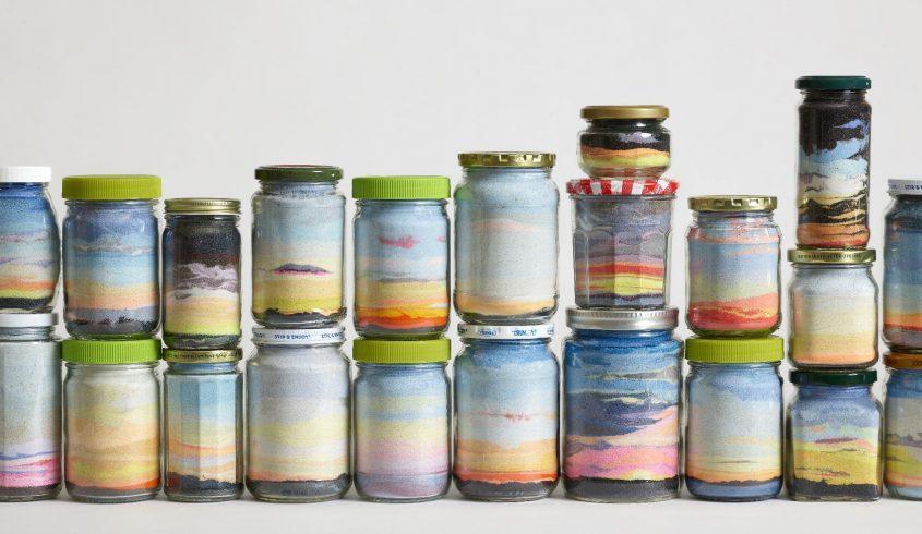 "Carly Glovinski's ""Canning the Sunset."" (photo provided)"