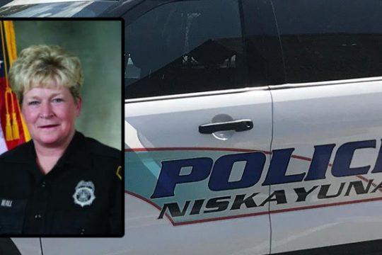 Interim Niskayuna Police Chief Fran Wall