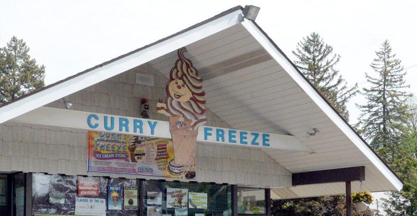 Curry Freeze