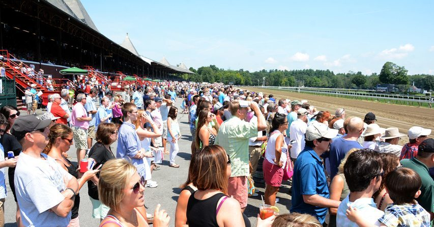 Saratoga Race Course will be open to the public at 100% capacity for the 2021 meet.