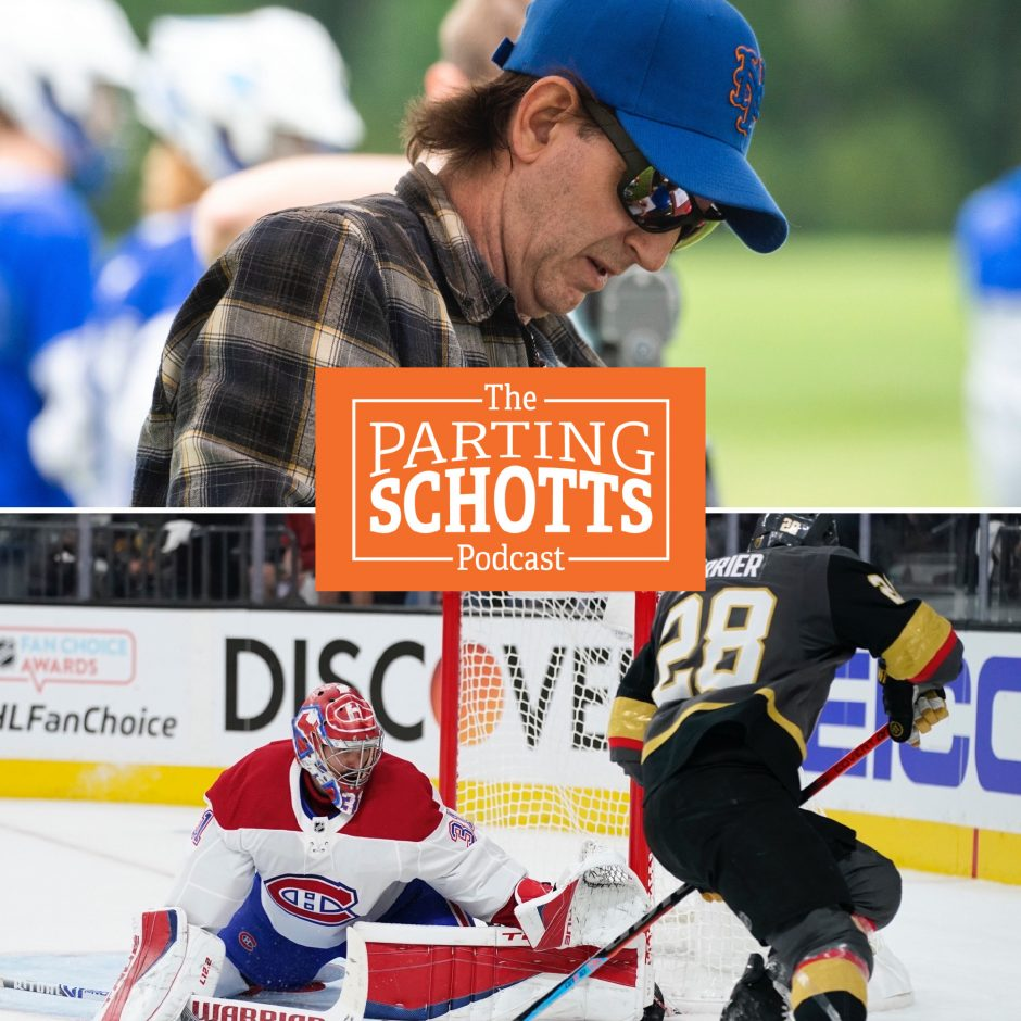 Gazette high school sportswriter Jim Schiltz reflects on his career, and Stanley Cup Playoffs talk are the topics on the latest 'The Parting Schotts Podcast. (Peter R. Barber and The Associated Press photos)