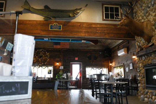 A look inside the Great Sacandaga Brewing Co. on Route 30 in Broadalbin