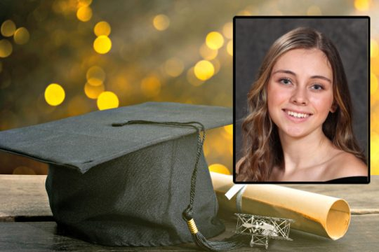Kelsey Hinderliter - Broadalbin-Perth High School