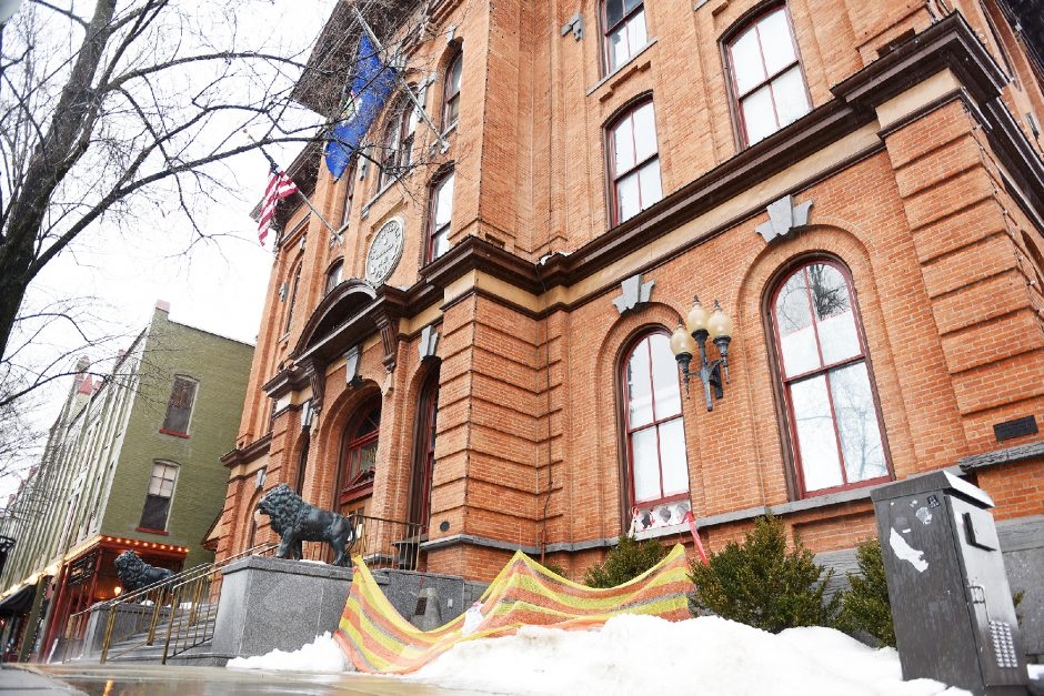 Saratoga Springs City Hallwill re-open to the public on Monday