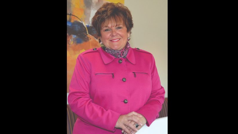 The late Paula Stopera, former President and CEO of CAP COM Federal Credit Union.
