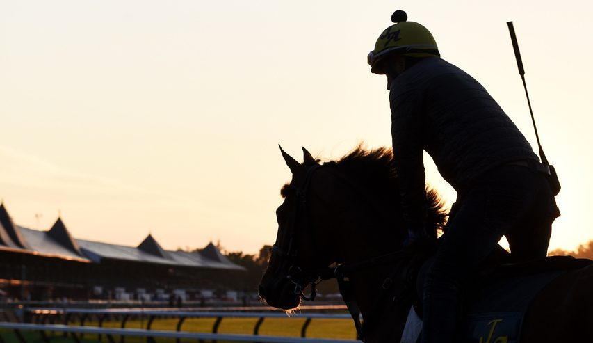 With a full capacity of fans allowed back at the track, post-pandemic racing at Saratoga will dawn on opening day Thursday.