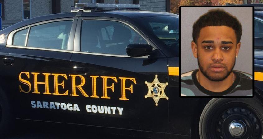 Damani A. Went, 22, of Glenville - Saratoga County Sheriff