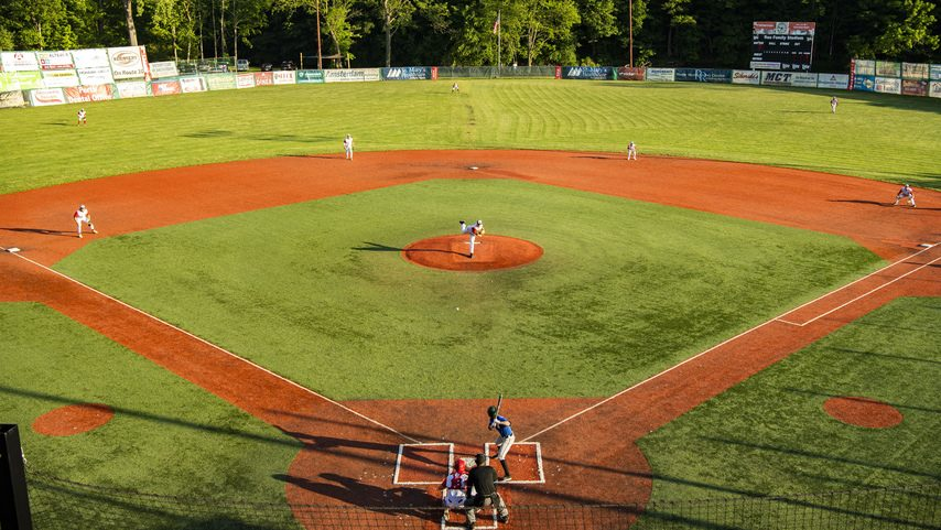 The Amsterdam Mohawks are 24-6 in Perfect Game Collegiate Baseball League play so far this season.
