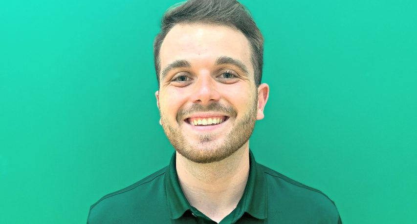 Jonathan Pickett is a new coaching staff member for Siena men's basketball. (Photo provided)