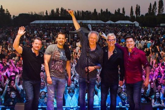 Little River Band performs Friday at Frog Alley Brewing Company in Schenectady.
