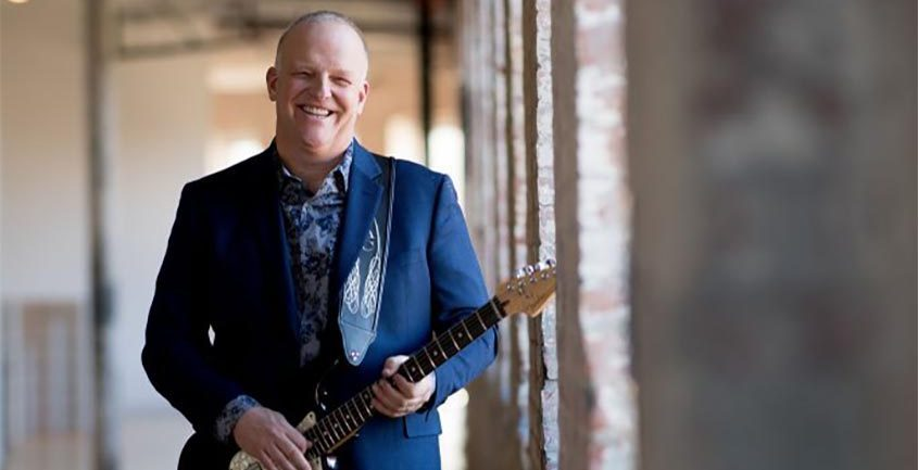 Blues guitarist Albert Cummings will kick off the Music Haven concerts on Aug. 15.