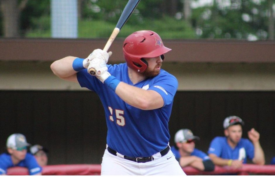 CBA graduate Adam Zebrowski, who hit 20 home runs for St. John Fisher College this past spring season, was selected by the Altanta Braves Tuesday in the 13th round of the Major League Baseball Draft.