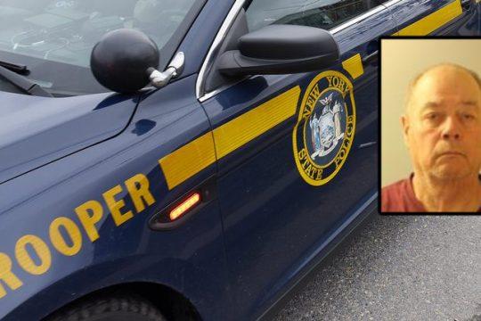 Thor R. Eriksen - Credit: New York State Police