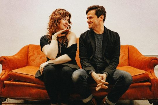 Mira and Chuck Costa of The Sea The Sea. (Kiki Vassilakis)