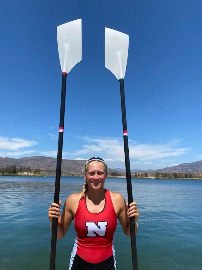 Rising Niskayuna High School senior Heather Schmidt has made the national team that will compete at the Aug. 11-15 Junior World Rowing Championships in Bulgaria.