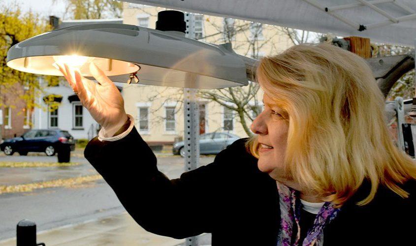 Schenectady Councilwoman Karen Zalewski-Wildzunas is pictured in 2018.