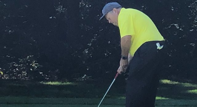 Paul Pratico will be vying for his fifth Schenectady Senior Classic title Thursday and Friday at Schenectady Municipal Golf Course.