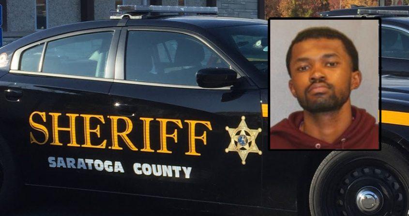 Keojhi T. Branch - Credit: Saratoga County Sheriff's Office