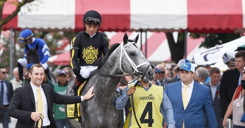 The primary objective for Whitney winner Knicks Go is the Nov. 6 Breeders' Cup Classic.