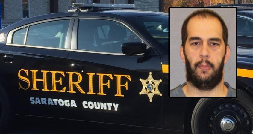 Sean M. Cherven - Credit: Saratoga County Sheriff's Office