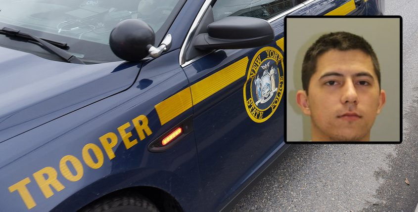 Corey L. Lamere - Credit: New York State Police