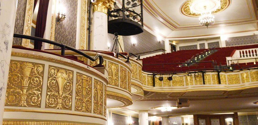 Inside Proctors Theater