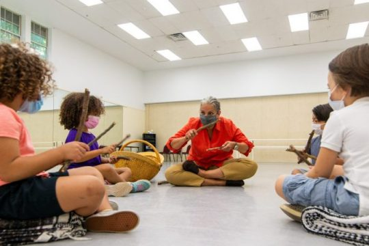 SPAC School of the Arts classes will begin in September. Registration opens on Aug. 18. (Francesco D'Amico)