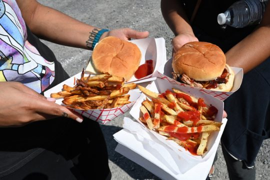 Food truck eats are just one of the fun things on the menu for this Friday's happenings in and around Saratoga.