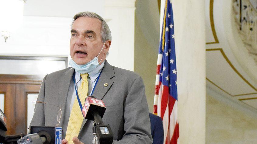 Schenectady Mayor Gary McCarthy. (Gazette file photo)