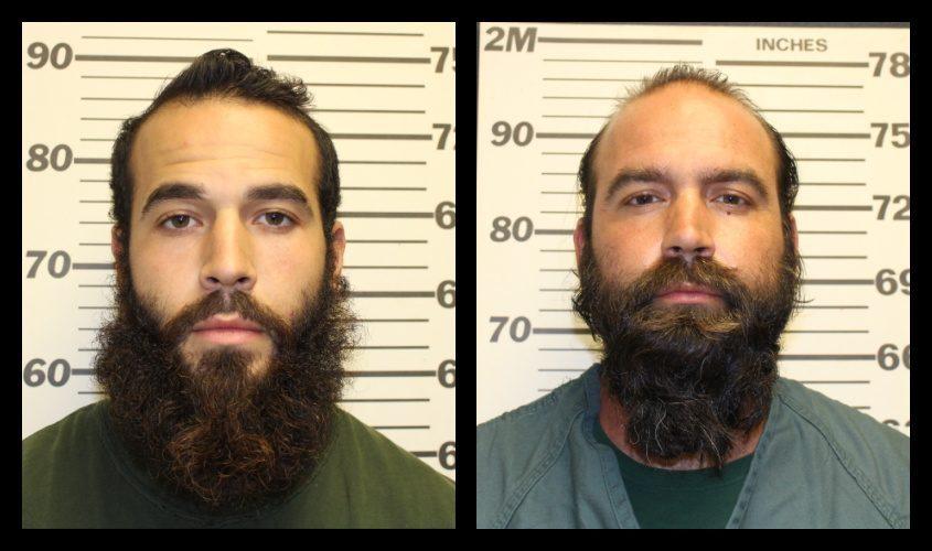 James Garafalo (left) and Jordan Garafalo (right) are shown.(Photos provided by Saratoga Springs Police Department)