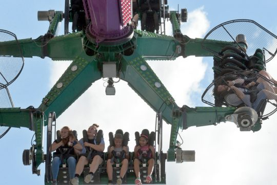 The Altamont Fair will not open Sunday, due to the coming of Hurricane Henri.