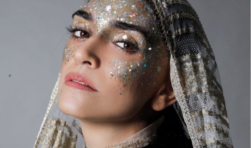 Israeli-Iranian pop singer Liraz will not perform Sunday at Music Haven due to the Hurricane Henri. (Photo provided by Ronen Fadida)