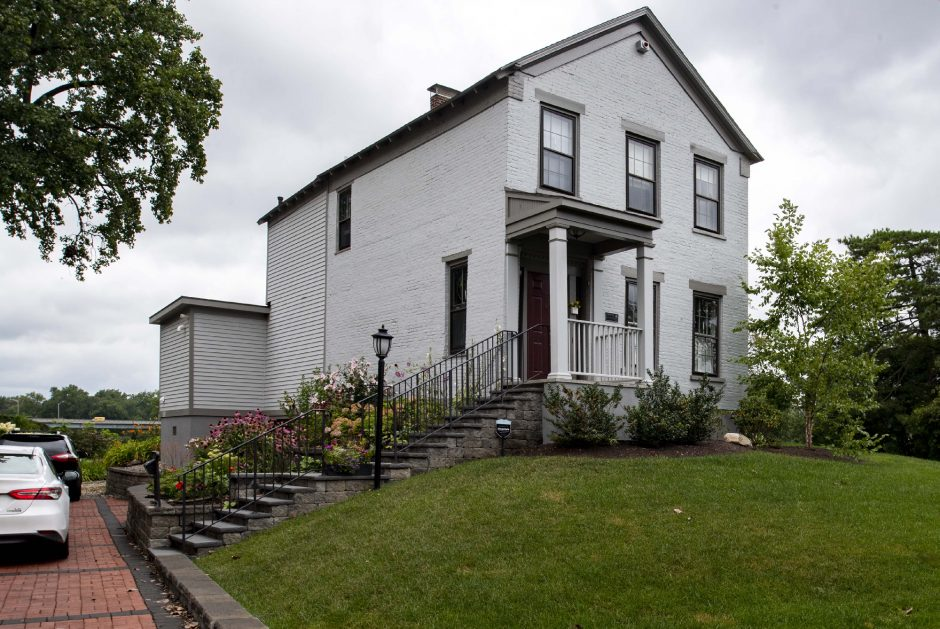 Meredith Anker's home at 4 Washington Avenue in the Stockade is seen on Tuesday, August 17, 2021.