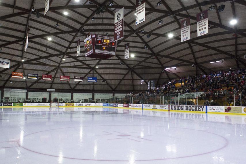 Season tickets for Union College ice hockey remain on sale. (Gazette file photo)