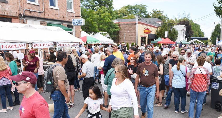 Little Italy Streetfest in 2019